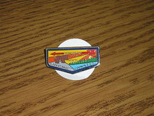 Wincheck O.A. Lodge #534 Flap Pin - Scout