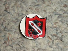 Order of the Arrow Section SE7 Shield Pin - Scout