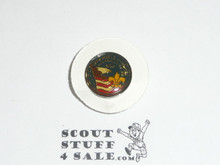 1987/1988 USA Contingent Pin, Small Version