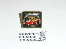 2005 National Jamboree Southern Region Pin 16631