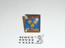 1993 National Jamboree Subcamp 4, Central Region Pin