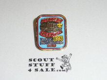 1993 National Jamboree Staff Pin