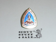 1989 National Jamboree South Central Region Pin