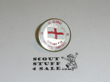 1985 National Jamboree Subcamp 19 Pin