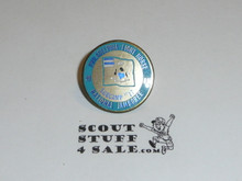 1985 National Jamboree Subcamp 17 Pin 16591