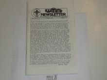 Western Traders Association Newsletter, 1983 October, Vol 11 #3