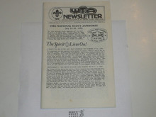 Western Traders Association Newsletter, 1983 December and 1984 February, Vol 11 #4 and Vol 12 #1