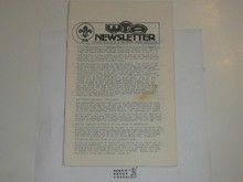 Western Traders Association Newsletter, 1982 February, Vol 10 #1