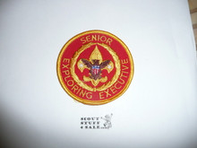 Senior Exploring Executive Patch (SEE1), 1986-?