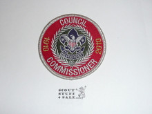 Council Commissioner Patch, 2010 100th Anniversary Issue