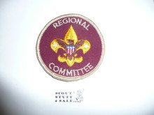 Regional Committee Patch (RC2), 1973-?