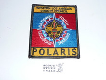 National Youth Leadership Training (NYLT) Program Participant Patch, Western Los Angeles County Council
