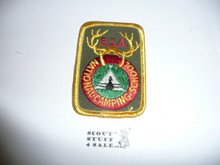 National Camp School r/e Patch