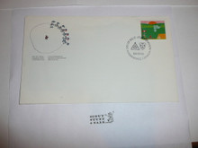 1983 World Jamboree First Day Cover