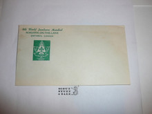 1955 World Jamboree Envelope