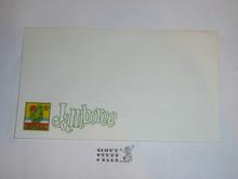 1973 National Jamboree Stationary Envelope