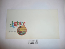 1969 National Jamboree Stationary Envelope