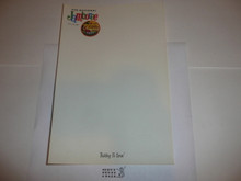 1969 National Jamboree Stationary