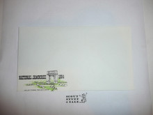 1964 National Jamboree Stationary Envelope