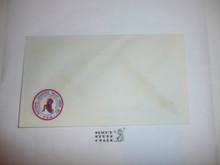 1957 National Jamboree Stationary Envelope
