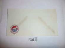 1953 National Jamboree Stationary Envelope