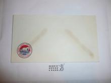 1953 National Jamboree Stationary Envelope