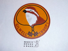 Wood Badge Gilwell Troop 1 Bobwhite Sticker