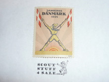 1924 World Jamboree Gummed Seal / Stamp