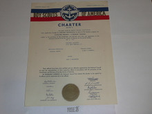 1958 Air Explorer Squadron Charter, May