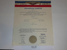 1960 Air Explorer Squadron Charter, May