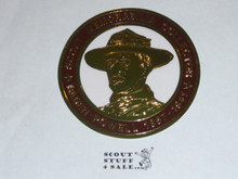 Scout Memorabilia Collector Baden Powell Sticker