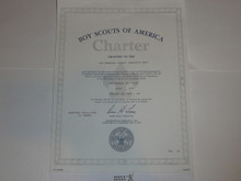 1995 Explorer Scout Post Charter, September