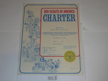 1981 Explorer Scout Post Charter, September