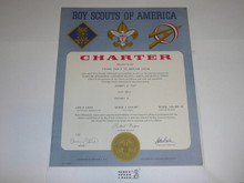 1970 Sea Scout Ship Charter, January