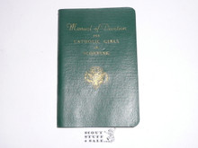 1946 Manual of Devotion for Catholic Girls in Scouting
