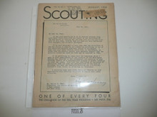 1932, August Scouting Magazine Vol 20 #8