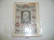 1931, June Scouting Magazine Vol 19 #6