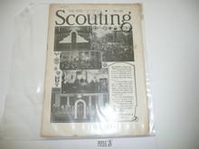1929, November Scouting Magazine Vol 17 #11