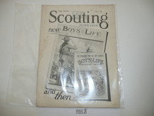 1929, June Scouting Magazine Vol 17 #6
