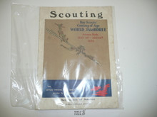 1929, July Scouting Magazine World Jamboree Special Edition