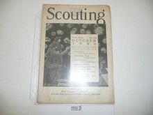 1928, October Scouting Magazine Vol 16 #9