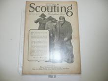 1928, November Scouting Magazine Vol 16 #10