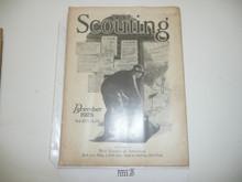 1928, December Scouting Magazine Vol 16 #11