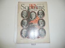 1928, April Scouting Magazine Vol 16 #4
