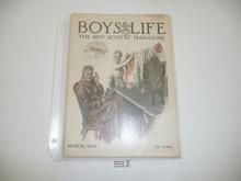 1918, March Boys' Life Magazine