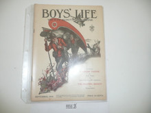 1918 September Boys' Life Magazine