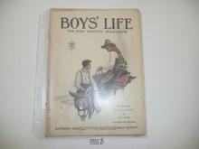 1918 November Boys' Life Magazine