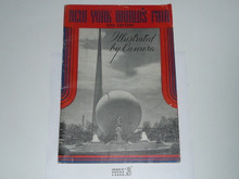1940 World Fair Picture Book Including Scout Pictures