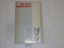 1970 Boy Scout Requirements Book, 11-69 Printing