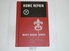 Home Repairs Library Bound Merit Badge Pamphlet, 1-67 Printing